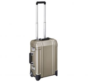 Geo Aluminum 2.0 - Carry-on 2-Wheel Travel Case