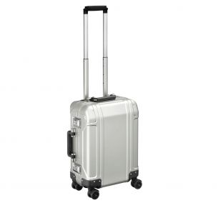 Geo Aluminum 2.0 - Carry-on 4-Wheel Spinner Luggage