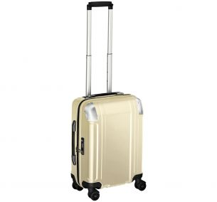 Geo Polycarbonate - Carry-On Spinner Luggage