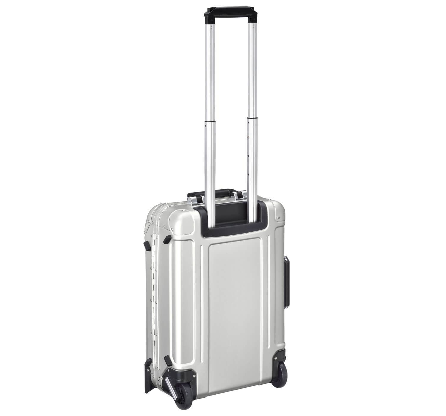 Geo Aluminum 2.0 - Carry-on 2-Wheel Travel Case - фото 2