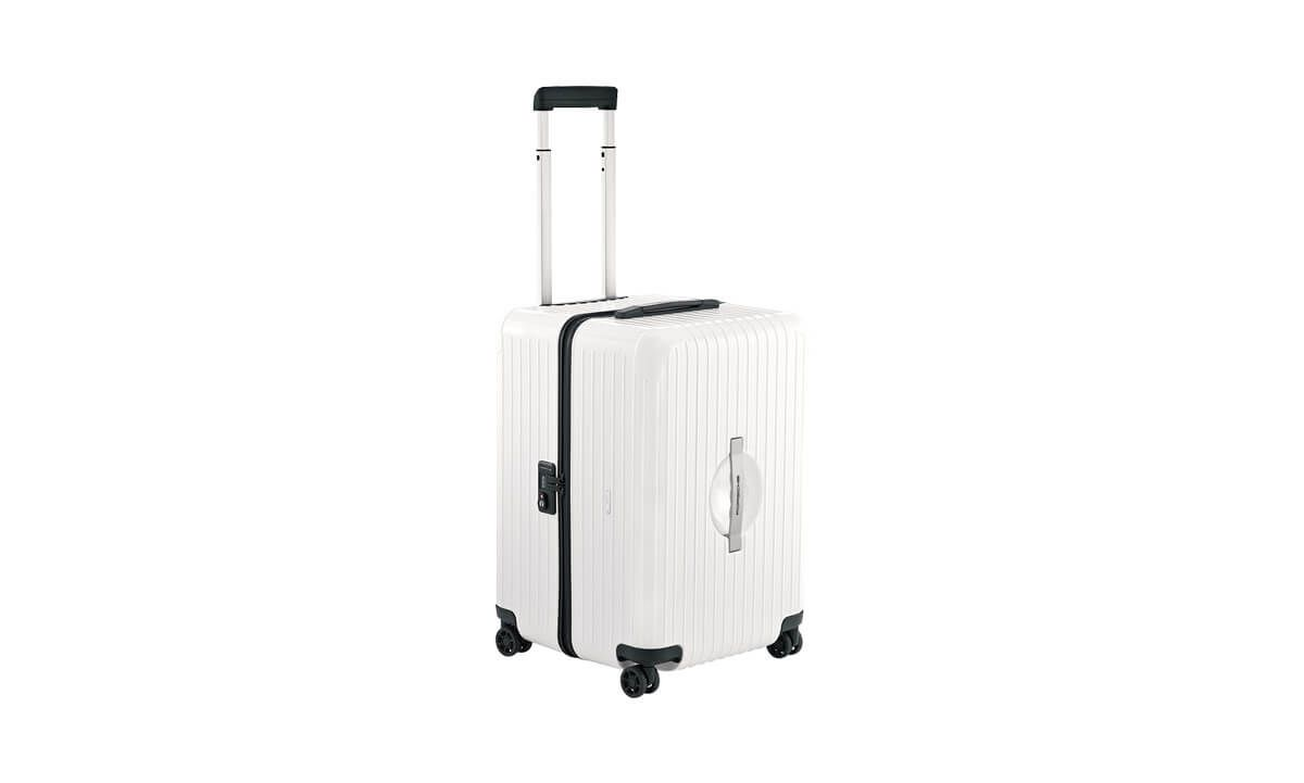 PTS Ultralight XL [Rimowa], Carrara White - фото 1