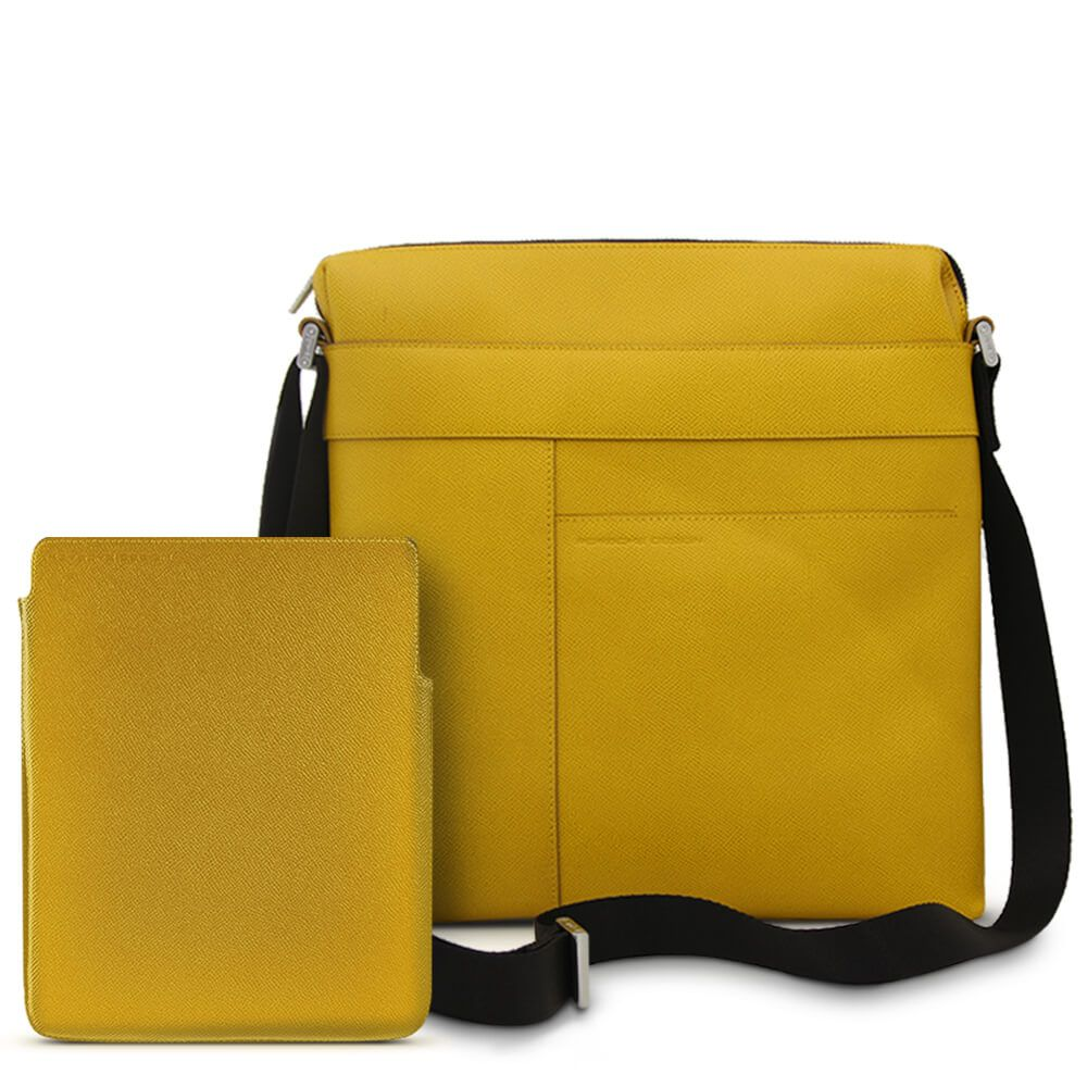 Shoulder Bag, Mustard - фото 1