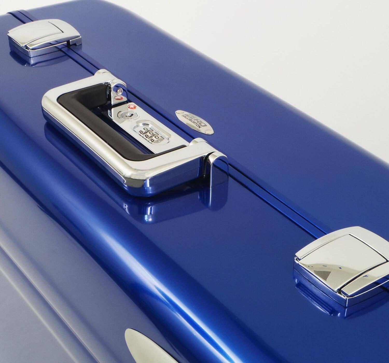 24in Freewheel ZEROLLER Aluminum Luggage - фото 3