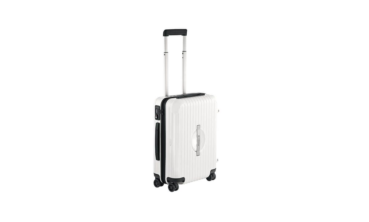 PTS Ultralight M [Rimowa], Carrara White - фото 1