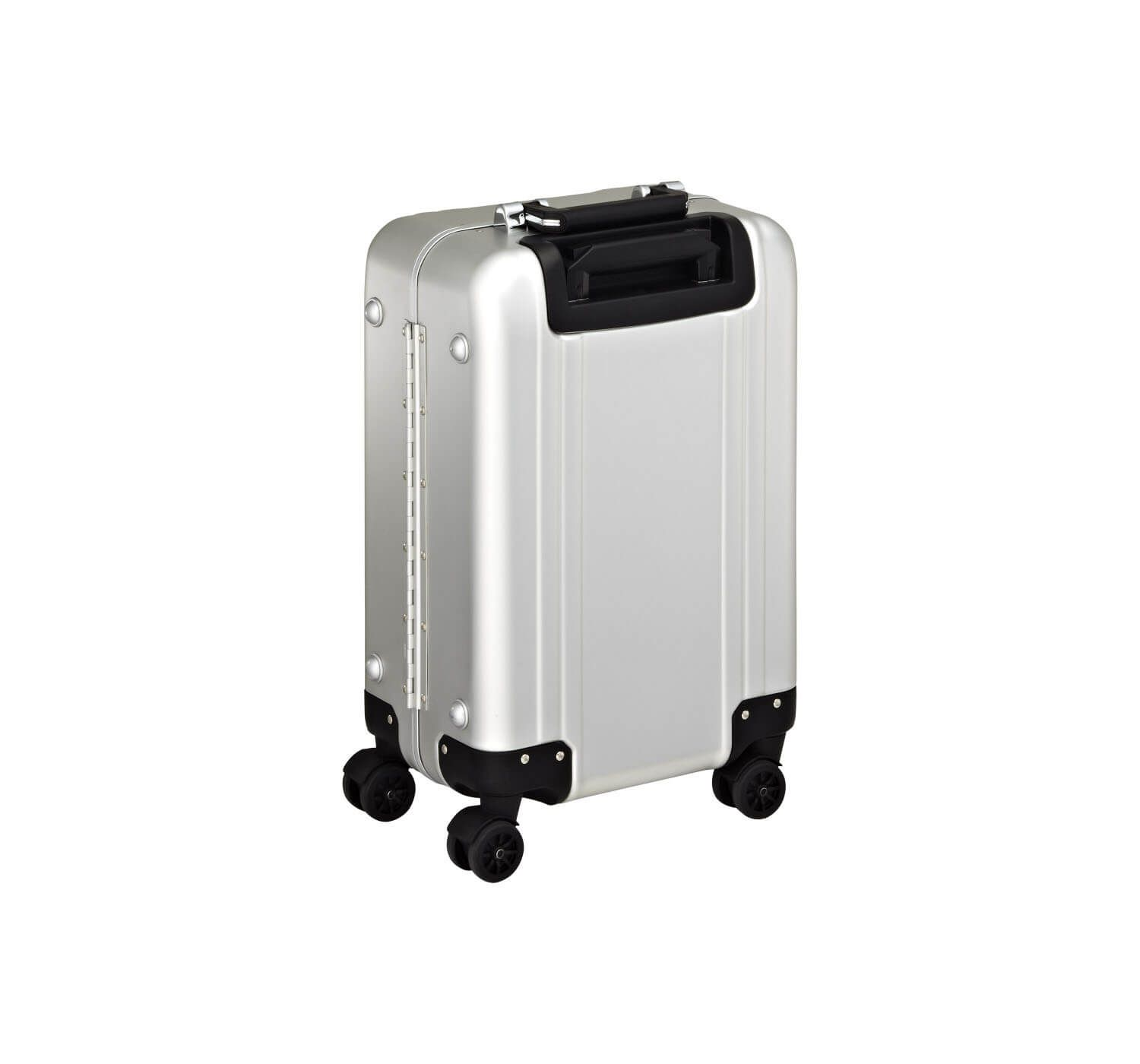 Classic Aluminum - Carry-On Spinner Luggage - фото 4