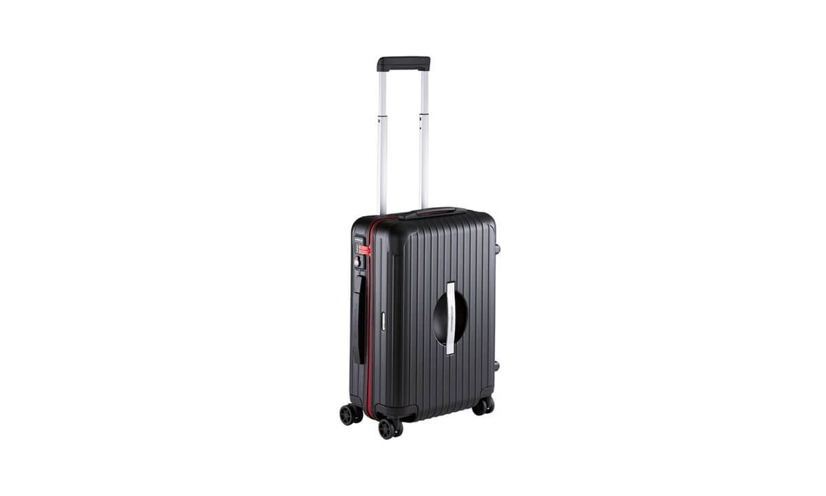 PTS Ultralight M [Rimowa], Matt Black - фото 1