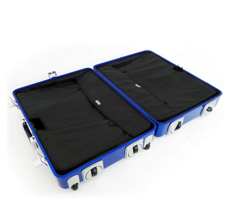 24in Freewheel ZEROLLER Aluminum Luggage - фото 2