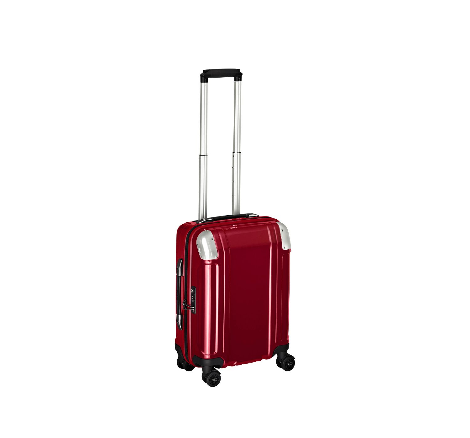 Geo Polycarbonate - Carry-On Spinner Luggage - фото 1