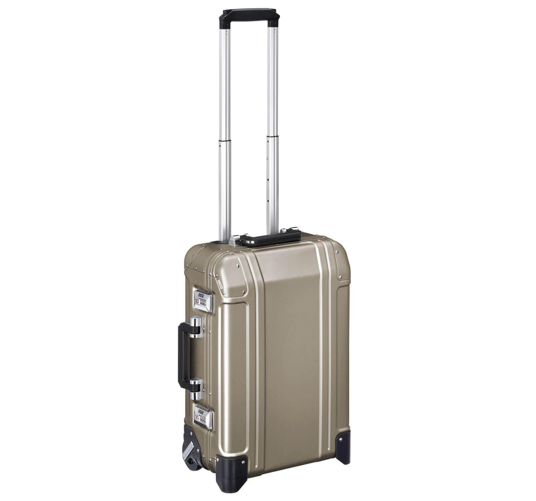 Geo Aluminum 2.0 - Carry-on 2-Wheel Travel Case - фото 1