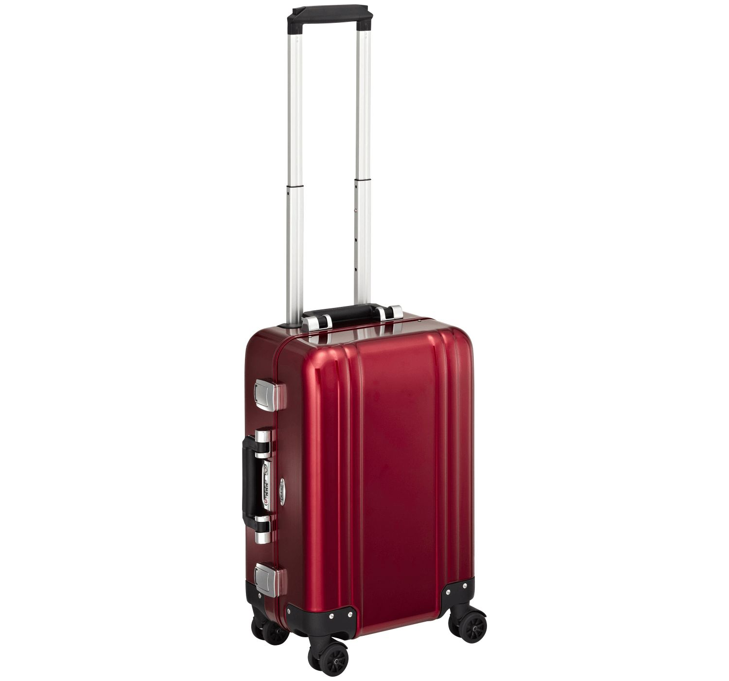 Classic Aluminum - Carry-On Spinner Luggage - фото 1