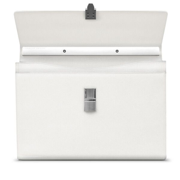 Briefcase French Classic, Titan-White - фото 3
