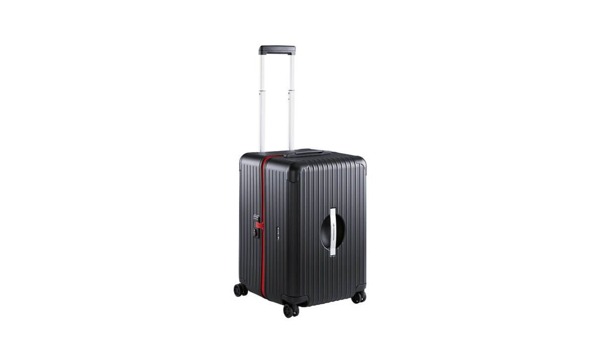 PTS Ultralight XL [Rimowa], Matt Black - фото 1