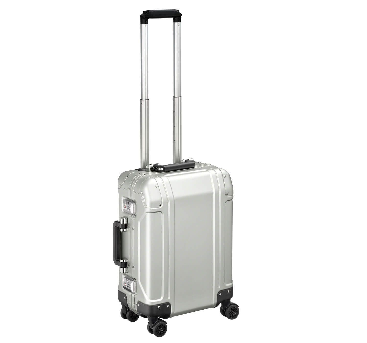 Geo Aluminum 2.0 - Carry-on 4-Wheel Spinner Luggage - фото 1