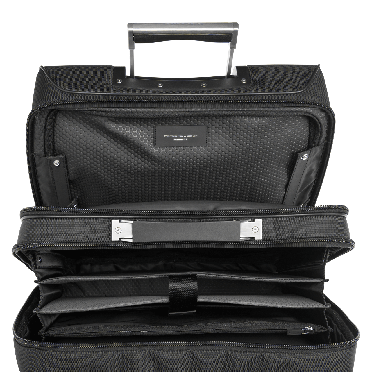 ROADSTER SOFTCASE SERIES TROLLEY BRIEFCASE M - фото 2