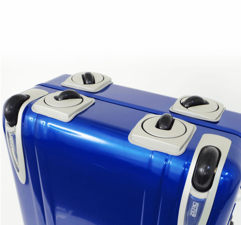 24in Freewheel ZEROLLER Aluminum Luggage - фото 4