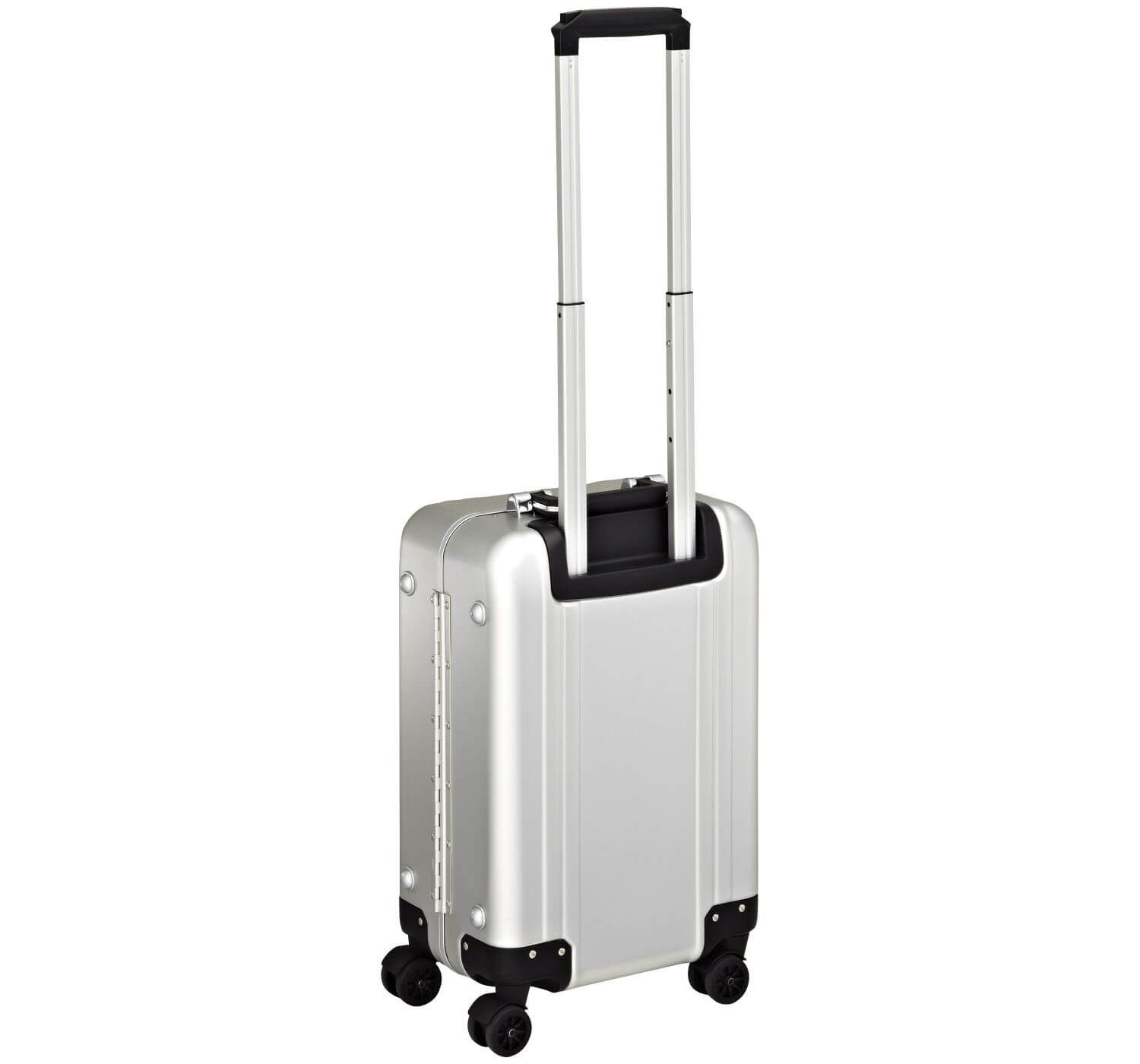 Classic Aluminum - Carry-On Spinner Luggage - фото 2
