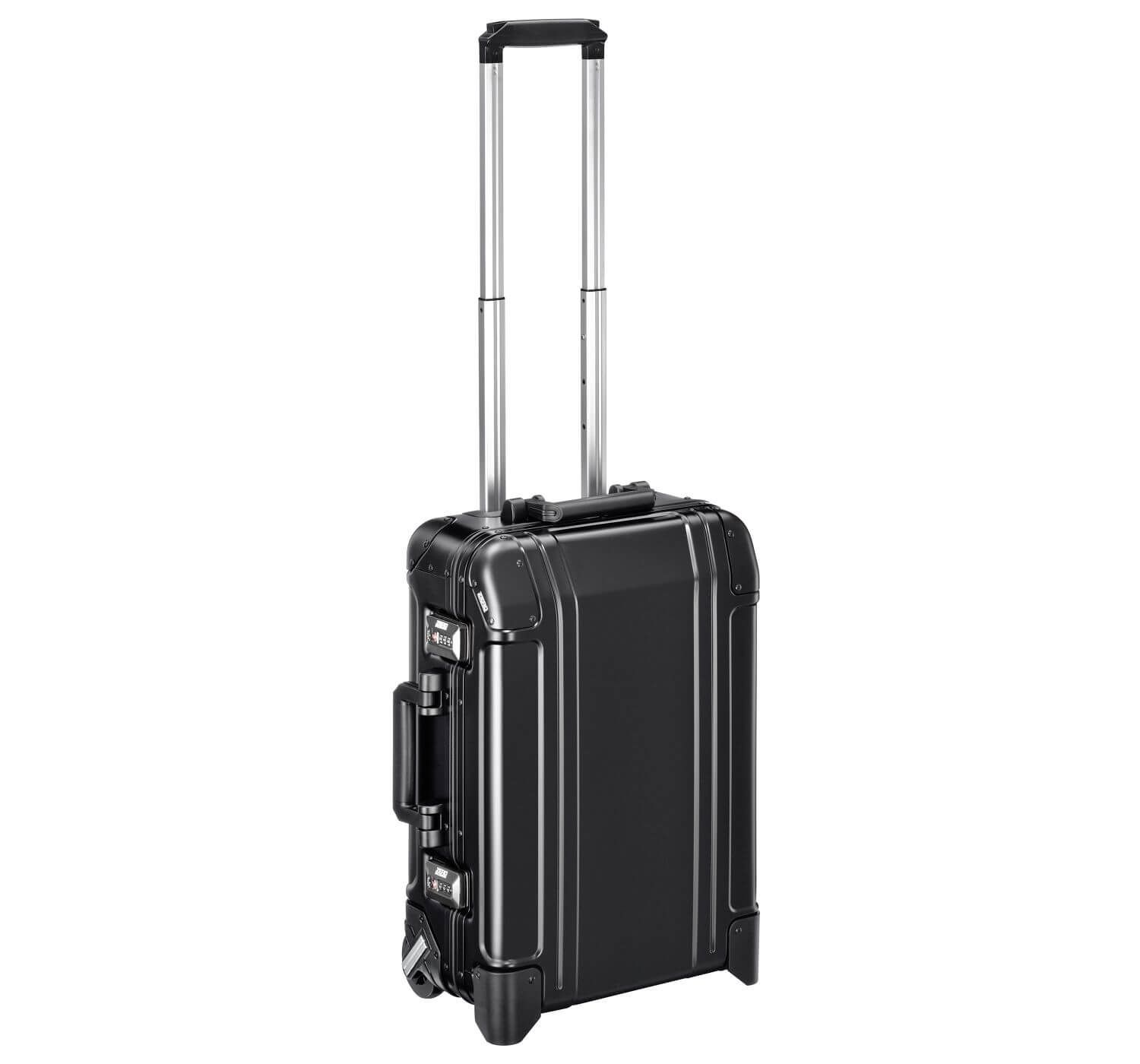 Geo Aluminum 2.0 - Carry-on 2-Wheel Travel Case - фото 1