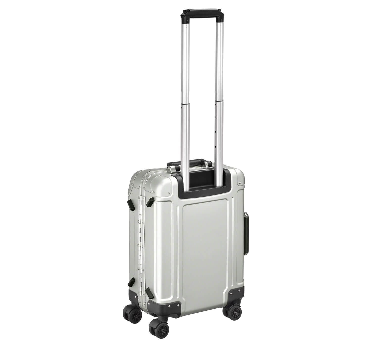 Geo Aluminum 2.0 - Carry-on 4-Wheel Spinner Luggage - фото 4